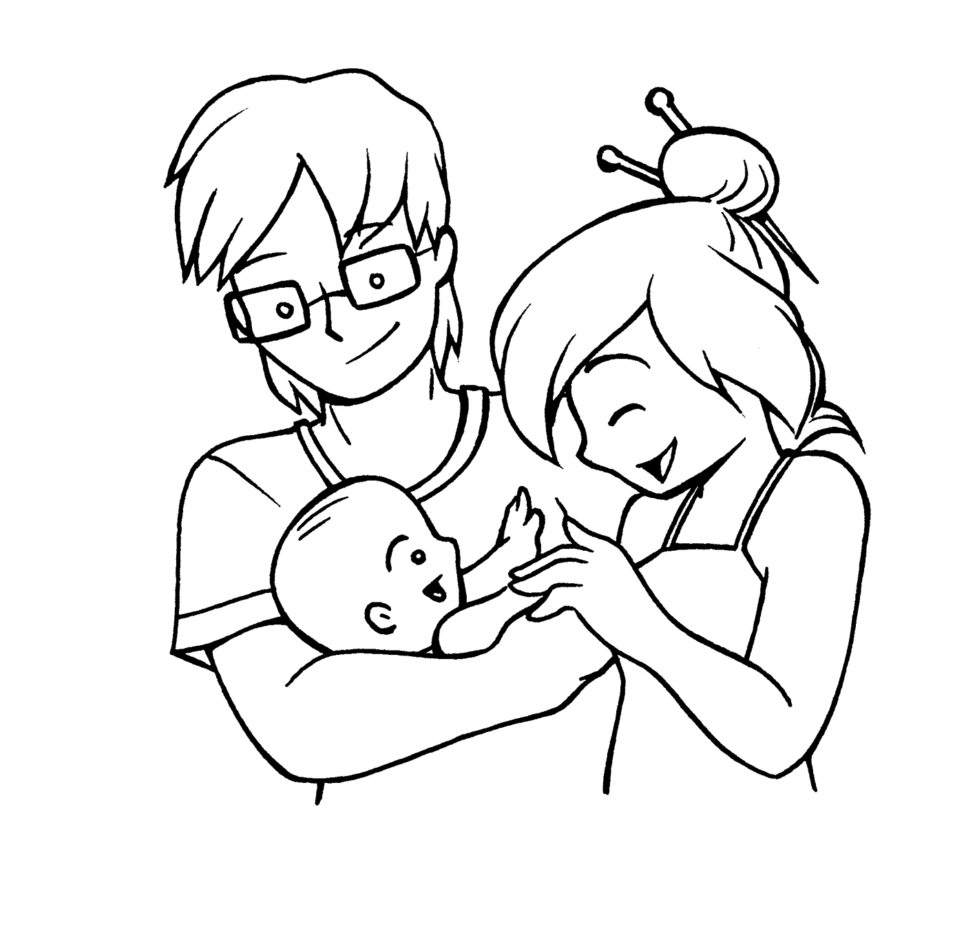 preschool body parts coloring pages - photo#24